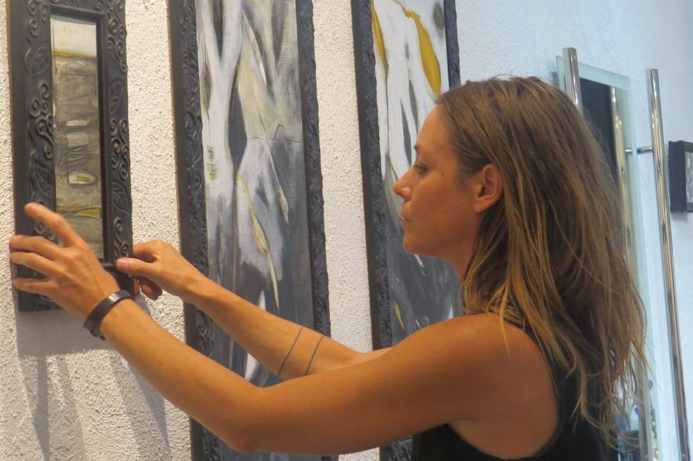 Artist TD. (Tracy) Olson 1